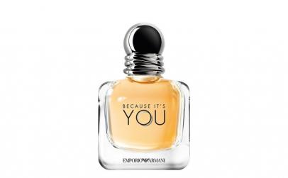 Apa de Parfum Giorgio Armani Because