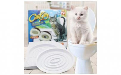 Kit pentru igiena si educarea pisicilor
