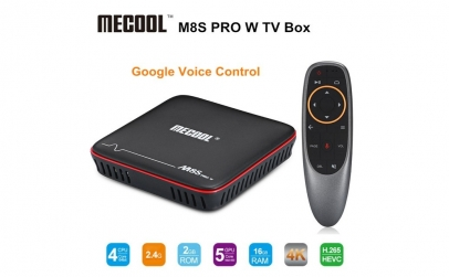 Android TV Box M8S PRO W
