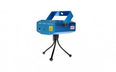 Mini laser proiector cu 3 moduri de proi