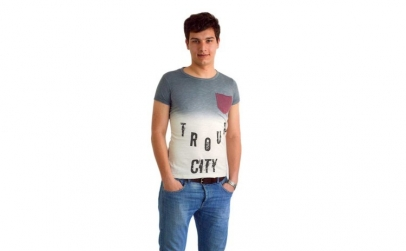 Tricou Trouble City
