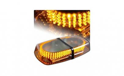 Rampa girofar cu LED-uri