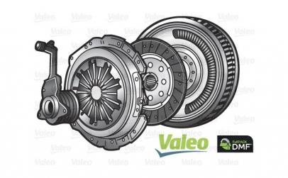 KIT AMBREIAJ COMPLET VALEO 837405 VW
