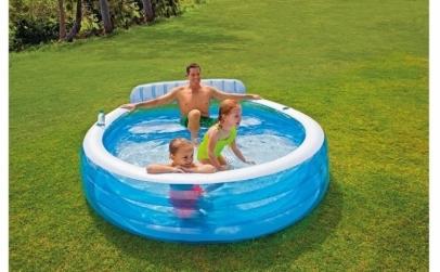 Piscina gonflabila Swim Center