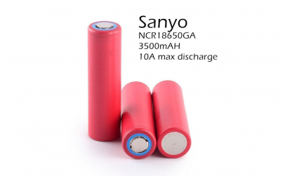 Acumulator Sanyo NCR18650GA 3.7V