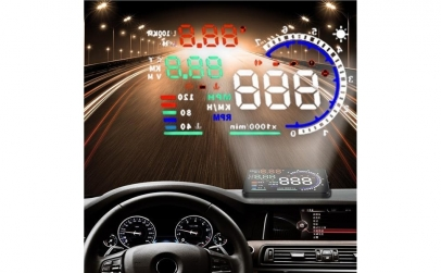 Head Up display pentru parbriz