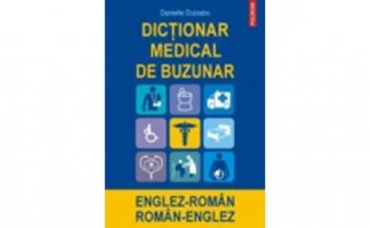 Dictionar medical de buzunar