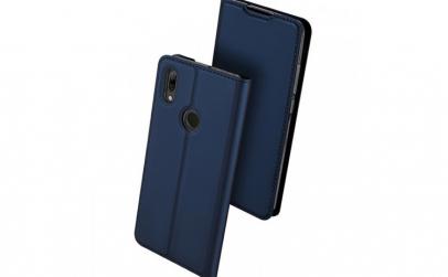 Husa Portofel Huawei Y7 2019 Piele Eco