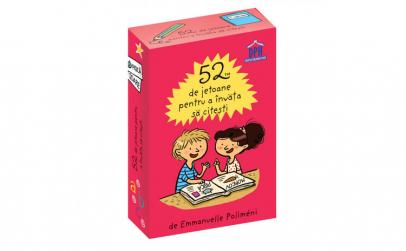 52 jetoane pentru a invata sa citesti -