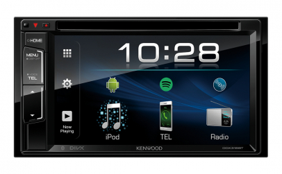 DVD/USB/BLUETOOTH 2 DIN KENWOOD