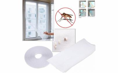 Set 4 Plase Insecte Pentru Geam