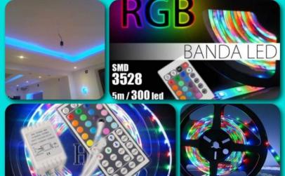 Banda LED - 5 metri
