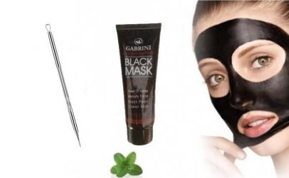 Masca neagra + ustensila