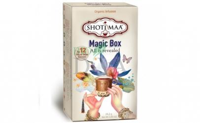 Ceai bio Magic Box 16 plicuri Shoti Maa