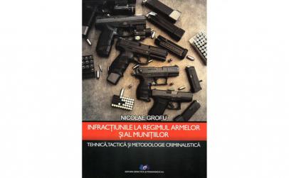 Infractiunile la regimul armelor si al