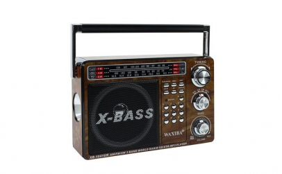 Radio MP3/USB/SD WAXIBA XB-1041URT