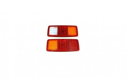 Set 2 Lampi stop SMD 24V cu led-uri: 44