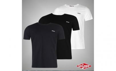 Tricou barbati Lee Cooper Basic