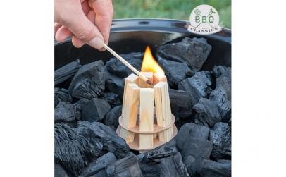 Aprinzator de Foc din Lemn pentru