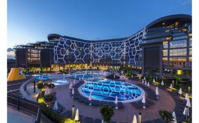 Hotel Bosphorus Sorgun 5*