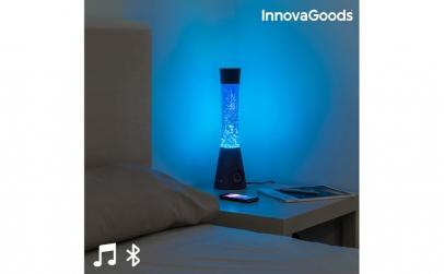 Lampa de Lava cu Difuzor Bluetooth si