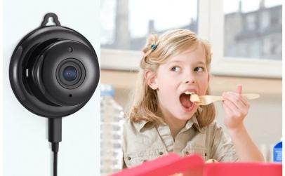 Camera Wi-fi, 2.88mm, Infrarosu