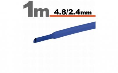 Tub Termocontractibil Albastru • 4,8 /