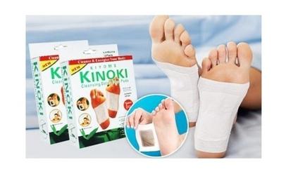 Plasturi Kinoki detoxifiere 10 buc.