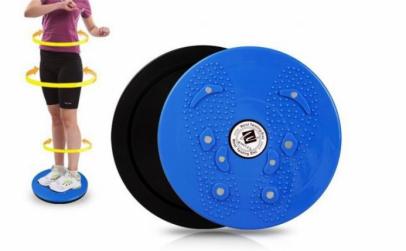 Disc rotativ pentru fitness
