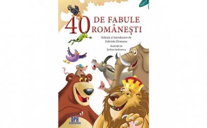 40 de fabule romanesti - selectie de