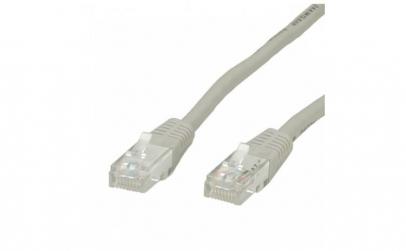 Cablu retea UTP Cat. 5e, gri, 20m
