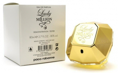 Parfum Paco Rabanne Lady Million