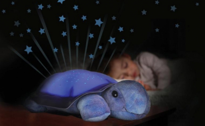Lampa de veghe Twilight Turtle