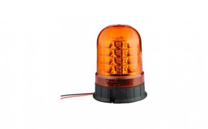 Girofar LED galben prindere fixa 72W