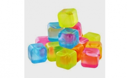 Set 12 cuburi gheata reutilizabile