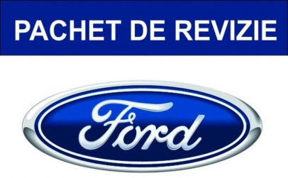 Set original filtre revizie Ford Fiesta