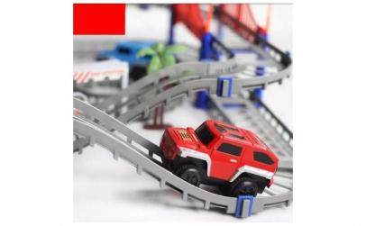 Pista cu masinuta Track Racing
