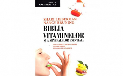 Biblia vitaminelor si a mineralelor