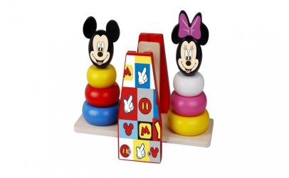Turnuri de stivuire in echilibru, Minnie