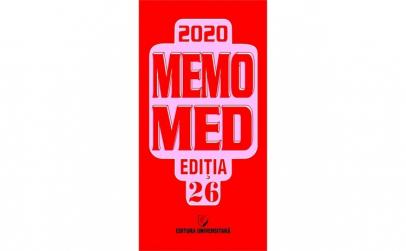 Memomed 2020 editia 26 autor Dumitru