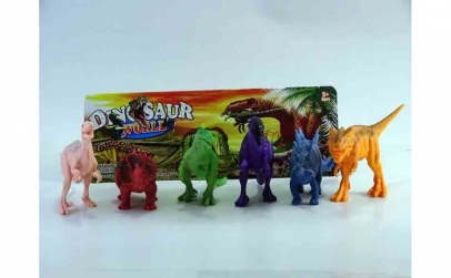 Set figurine - 6 dinozauri
