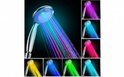 Cap de dus cu 7 culori