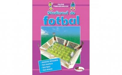 Stadionul de fotbal - Jucarii