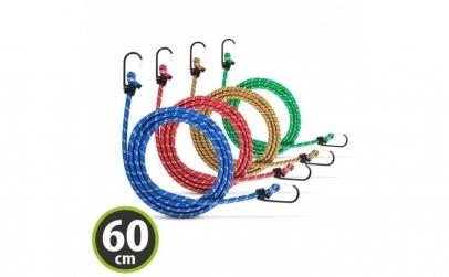 Set cordeline elastice - 4 x 60 cm