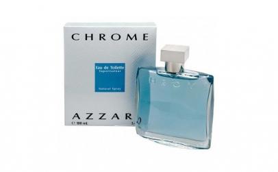Apa de toaleta Azzaro Chrome, Barbati