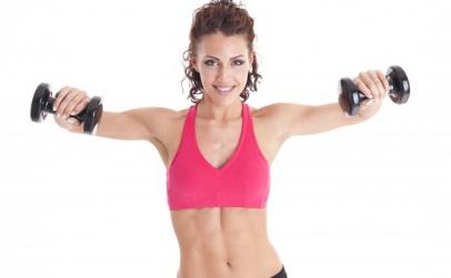 8 sedinte de Fitness
