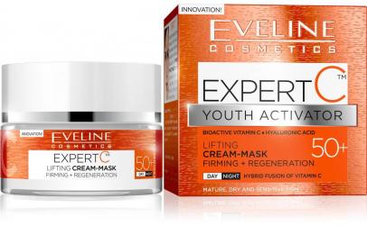 Crema antirid Eveline Cosmetics Expert C
