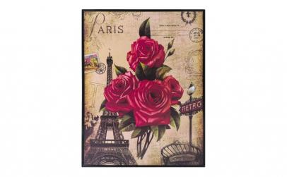 Tablou decorativ, model Trandafir