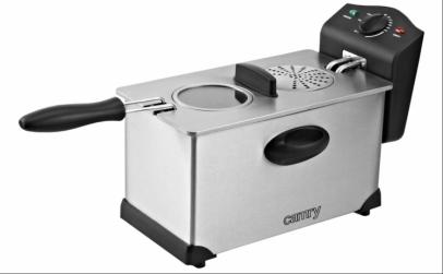 Friteuza electrica Inox Camry CR 4909