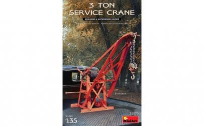1:35 3 Ton Service Crane 1:35